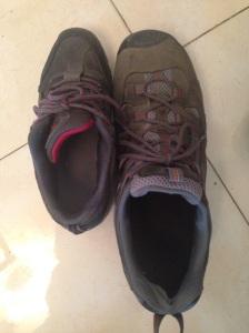 Whose huge feet are those!?!